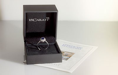 Free jewellery box